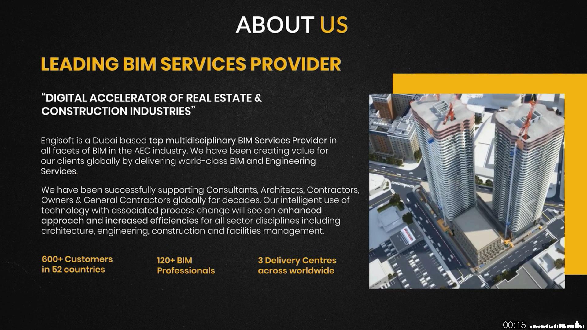BIM Services Dubai | Leading BIM Services Provider - ENGISOFT